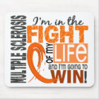 Fight Of My Life Multiple Sclerosis Mouse Pad