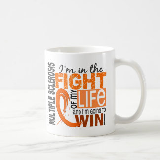 Fight Of My Life Multiple Sclerosis Coffee Mug