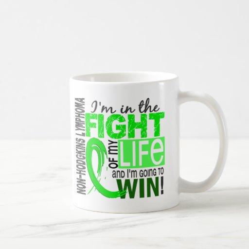 Fight Of My Life Non-Hodgkin's Lymphoma Coffee Mug