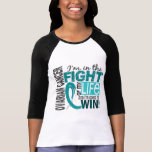Fight Of My Life Ovarian Cancer Tee Shirts