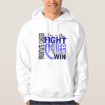 Fight Of My Life Prostate Cancer Hoodie