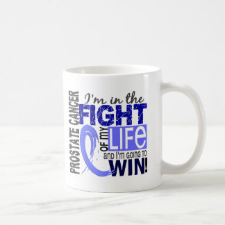 Fight Of My Life Prostate Cancer Coffee Mugs