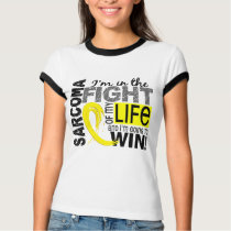 Fight Of My Life Sarcoma T-Shirt