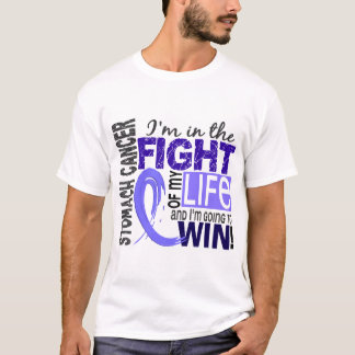 Fight Of My Life Stomach Cancer T-Shirt