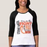 Fight Of My Life Uterine Cancer Shirt