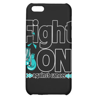 Fight On Against Gynecologic Cancer Cover For iPhone 5C