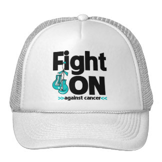 Fight On Against Gynecologic Cancer Trucker Hat