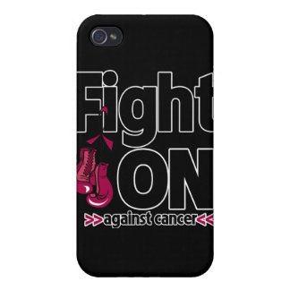 Fight On Against Multiple Myeloma Cancer iPhone 4/4S Cases