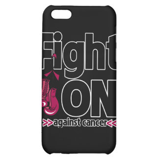 Fight On Against Multiple Myeloma Cancer iPhone 5C Case