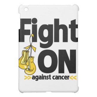 Fight On Against Neuroblastoma Cancer iPad Mini Cases