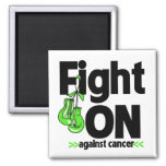 Fight On Against Non-Hodgkin's Lymphoma Magnet