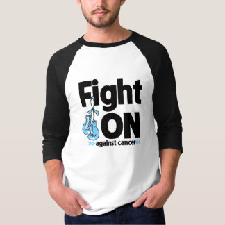 Fight On Against Prostate Cancer Tee Shirts
