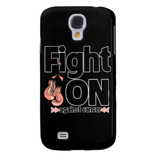 Fight On Against Uterine Cancer Galaxy S4 Cases