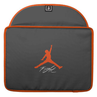 Fight or flight macbook cover