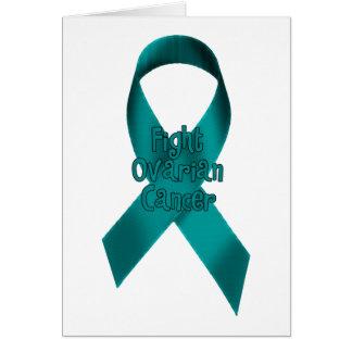 Fight Ovarian Cancer Card