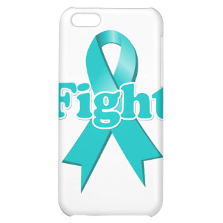 Fight Ovarian Cancer iPhone 5C Cases