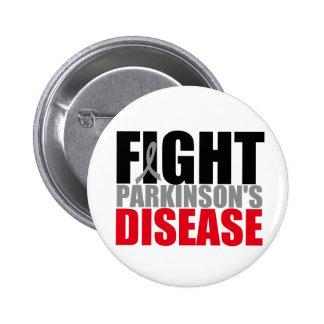 FIGHT Parkisons Disease Pinback Button