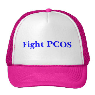 Fight PCOS Trucker Hat