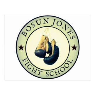 Fight School Postcard