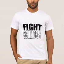 Fight Scoliosis T-Shirt