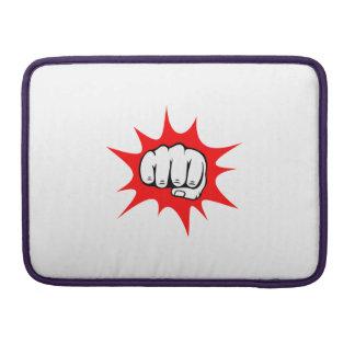 fight sleeve for MacBooks