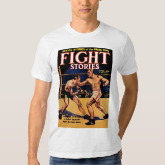 Fight Stories T Shirt