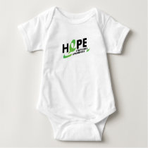 Fight Strong Lymphoma Awareness Support Gift Baby Bodysuit