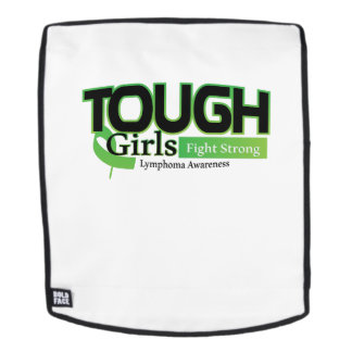 Fight Strong Lymphoma Awareness Support Gift Backpack