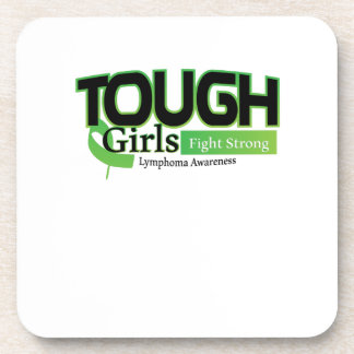 Fight Strong Lymphoma Awareness Support Gift Coaster