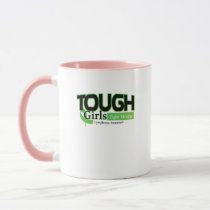 Fight Strong Lymphoma Awareness Support Gift Mug