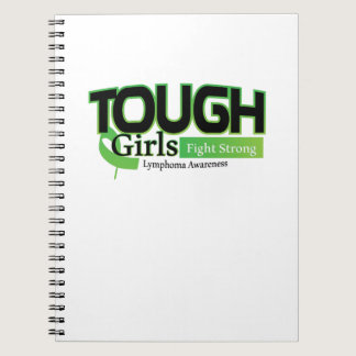 Fight Strong Lymphoma Awareness Support Gift Notebook