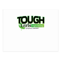 Fight Strong Lymphoma Awareness Support Gift Postcard