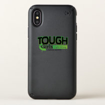 Fight Strong Lymphoma Awareness Support Gift Speck iPhone X Case
