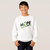 Fight Strong Lymphoma Awareness Support Gift Sweatshirt