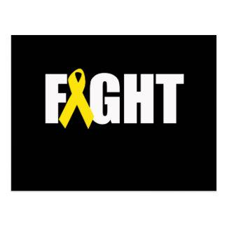 Fight Suicide - Postcard