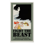 Fight the Beast Poster