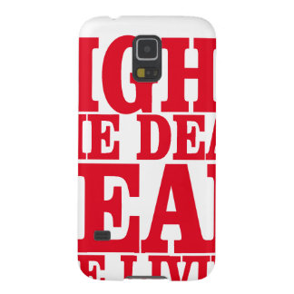 Fight The Dead Fear The Living M.png Galaxy S5 Cases
