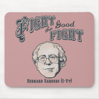 Fight the Good Fight Mouse Pad
