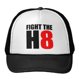 Fight The H8 - Oppose Proposition 8 Trucker Hat