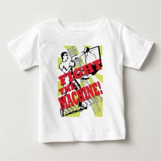 Fight the machine t shirt
