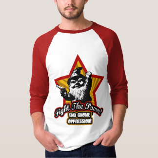 Fight The Power Gnome T-Shirt
