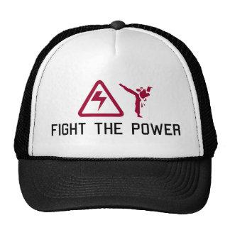Fight the Power Trucker Hat