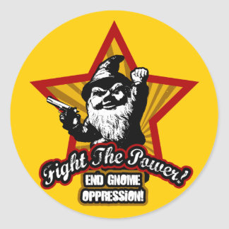 Fight The Power Stickers