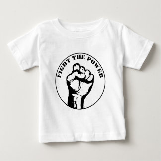 Fight The Power Infant T-shirt