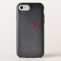 Fight To Win Against Brain Aneurysm Awareness Speck iPhone Case