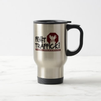 Fight Traffick Travel Mug