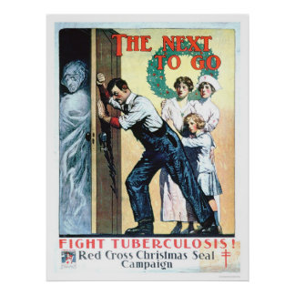 Fight Tuberculosis (US00212) Poster