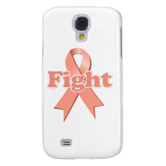 Fight Uterine Cancer Galaxy S4 Cases