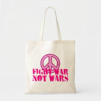 Fight War, Not Wars Tote Bag