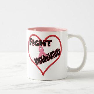 Fight Wholeheartedly Mug